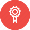 badge, certification, it, medal, prize, software icon