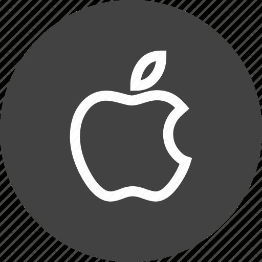 apple, ios, logo, mac, os, platform, system icon