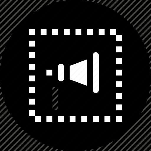 annoucement, branding, pramotion, speaker, volume icon