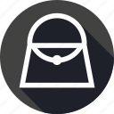 bag, cart, fashion, market, purse, shop, shopping icon