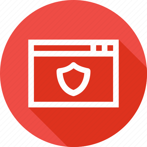 firewall, growth, hacking, saftey, secure, shield, window icon