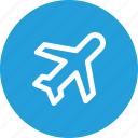 flight, fly, international, plane, tour, travel icon