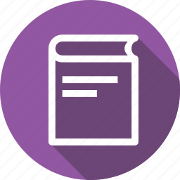 book, education, information, instruction, teaching, tools, update icon
