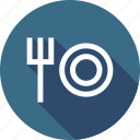 beverage, food, fork, restarunt, service icon