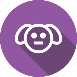 care, face, freind, human, pet, trainning icon
