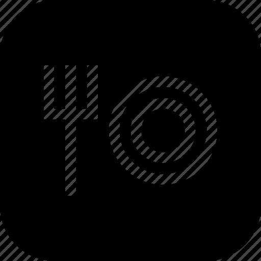 Beverage, food, fork, restarunt, service icon - Download on Iconfinder