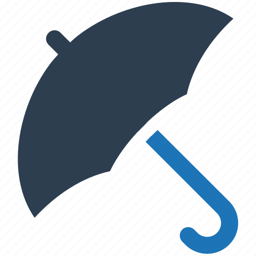 insurance, protection, safety, security, umbrella icon