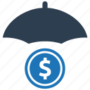business, financial, insurance, protection, security, shield icon