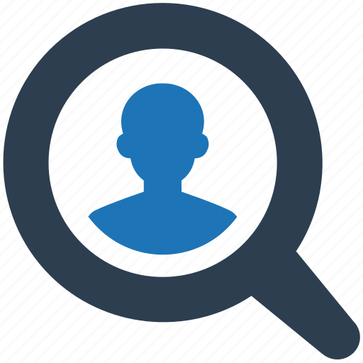 employee, job search, looking, recruitment, search job icon
