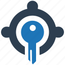 keyword, keyword targeting, seo, target icon