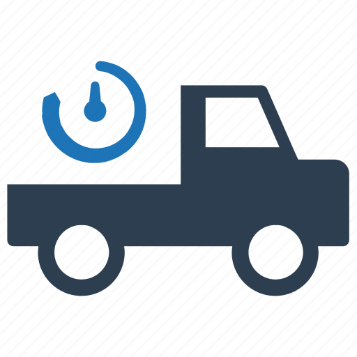 delivery, pickup, service, shipping, time icon