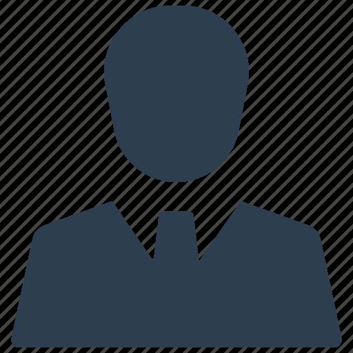 avatar, businessman, manager, profile, user icon