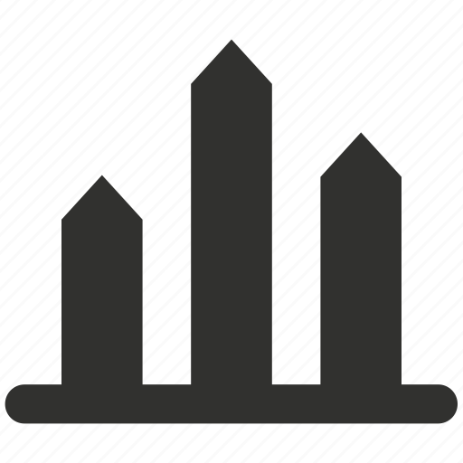 business, financial, growth, profit, report icon