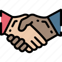 business, confirm, deal, handshake, secure