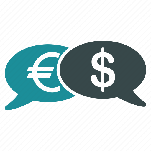 border, chat, cross, exchange, exchange rate, money, payments icon