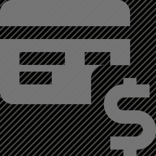 credit card, money icon