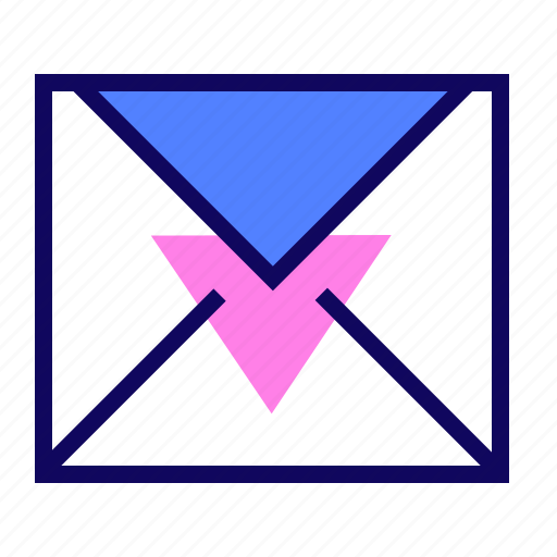 email, envelope, letter, management icon