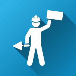 build, builder, carpenter, job, professional, work, worker icon