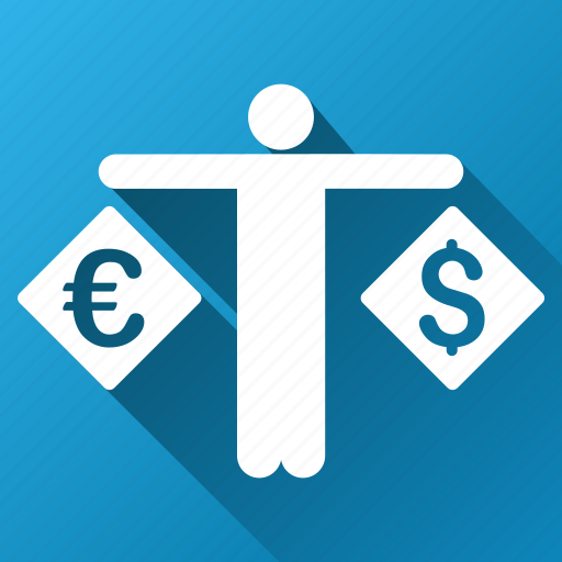 compare, currency change, financial, forex trader, market, money exchange, person icon