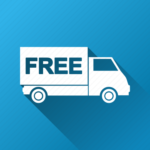 delivery, free, logistics, shipment, shipping, transportation, truck icon