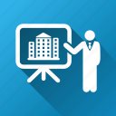 architecture, building, engineering, house concept, presentation, realty project, structure icon