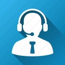 call center, emergency service, help desk, hotline number, phone operator, reception operator, support chat icon