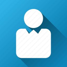 account, client, consultant, customer, employer, person, user icon