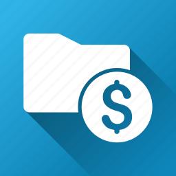 billfold, file, finance, folder, money, purse, wallet icon