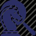 strategic search, strategic, strategy, market strategy, technology icon