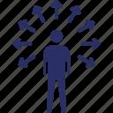 additional skills, capability, job skills, recruitment, traits icon