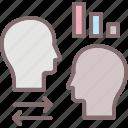 diagram, graph, growth, team
