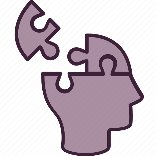 creativity, idea, mind, problem, puzzle, solution, solving icon