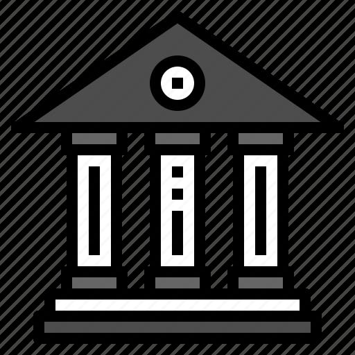 bank, earning, finance, income, money icon