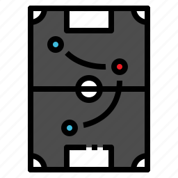field, football, soccer, sport, strategy icon