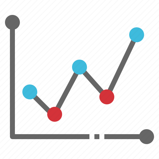 analysis, business, data, graph, startup icon