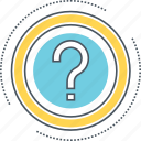 faq, frequently asked questions, help, info, question, question mark, support icon