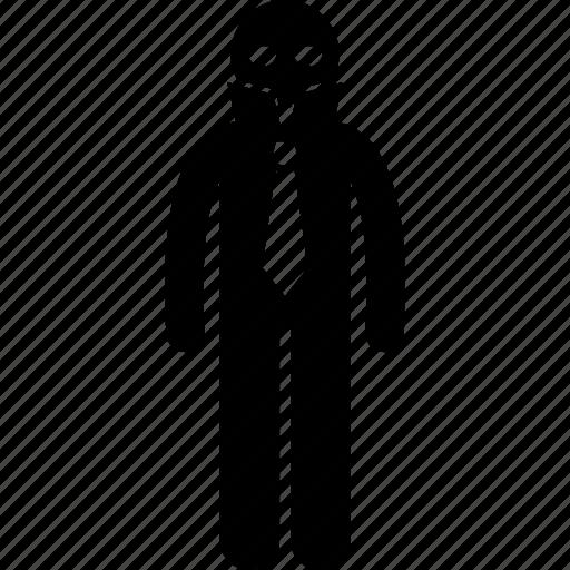 business, businessman, competitor, evil, sabotage, saboteur, spy icon