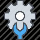 programming, settings, software tools, web development icon, web-tools