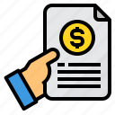 business, financial, hand, paper, plan