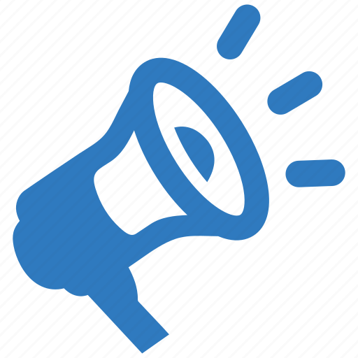 ads, advertising, announcement, marketing, megaphone, promotion, speaker icon