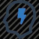 brainstorming, business, creativity, idea icon