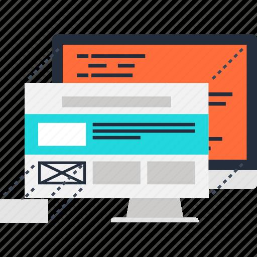 app, application, coding, computer, design, development, web icon
