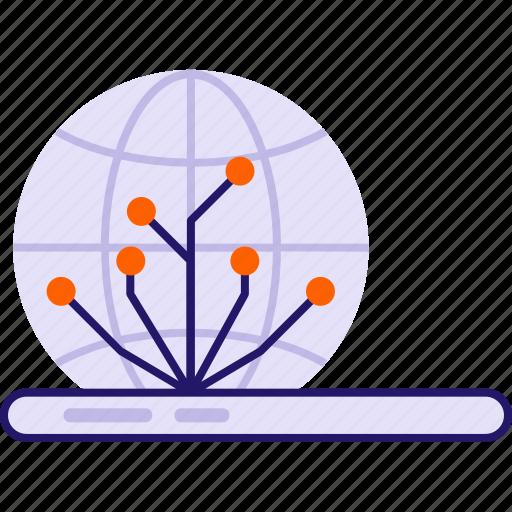 buisness network, global, global buisness icon, global business, globe, mobile, network, online icon