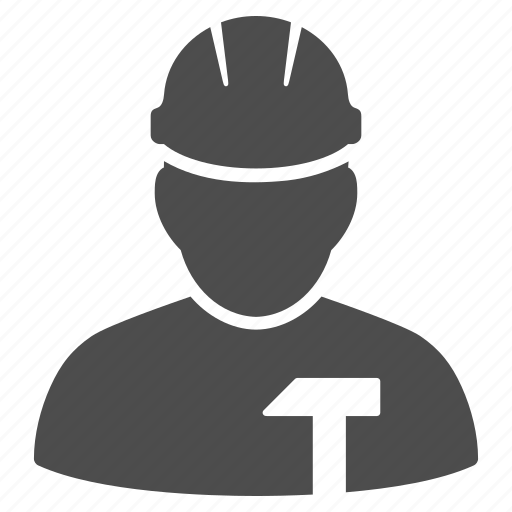 builder, carpenter, engineer, job, professional, work, worker icon