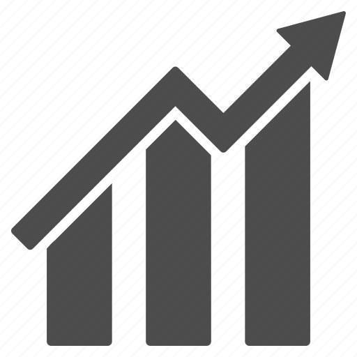 1613633 Stock Market Graph Icon