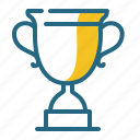 cup, prize, trophy, winner