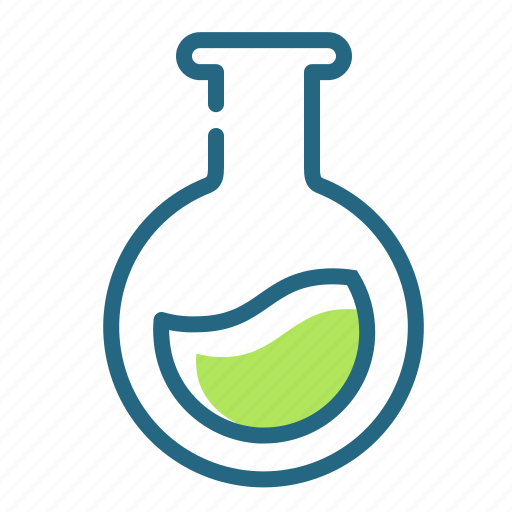 chemistry, experiment, flask, laboratory icon