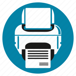 device, document, office, paper, printer, scanner, work icon