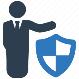 business, protection, safe, security, shield icon