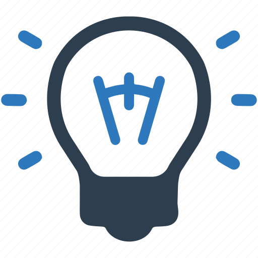brain storm, bulb, genius, idea, light, lightbulb, solution icon